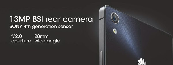 13MP Rear Camera smart phone
