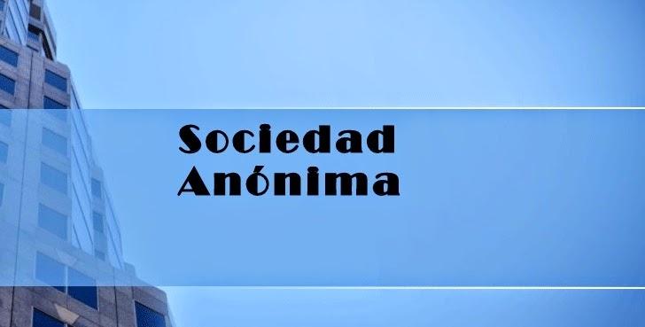 Sociedad Anonima y Derecho mercantil
