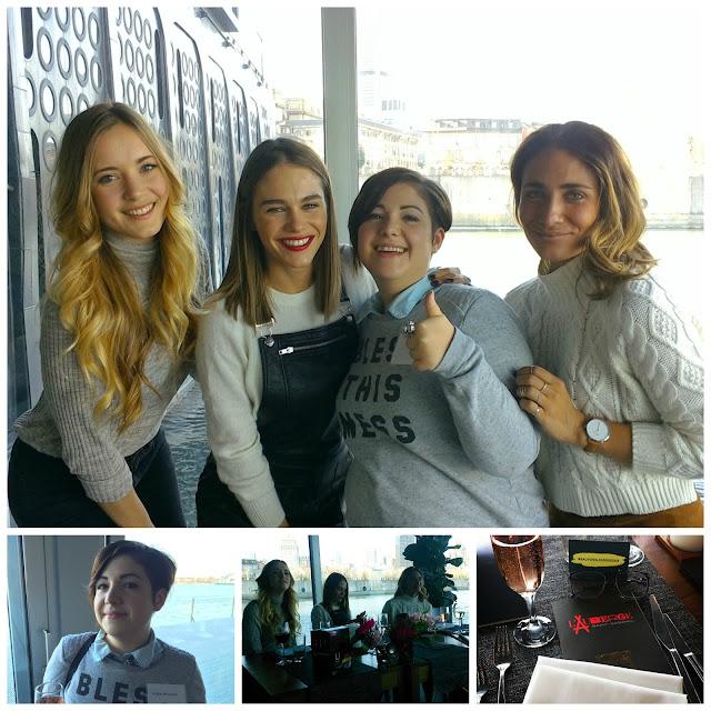 #Sauvonslesdessous : J'ai échangé sur les sous-vêtements avec Maripier Morin (durant un tournage de #HockeyWife)