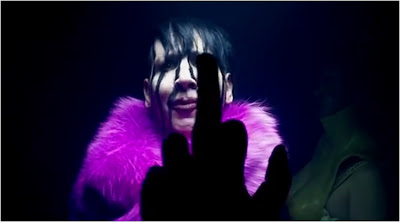Marilyn Manson Video Slo-Mo-Tion