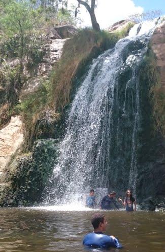 Trilha e Banho na Cachoeira