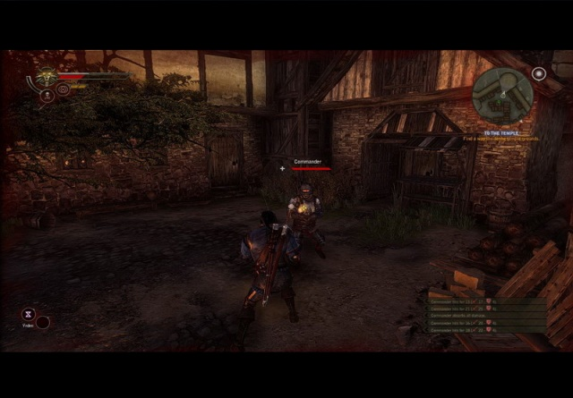 The Witcher 2 PC Games Gameplay