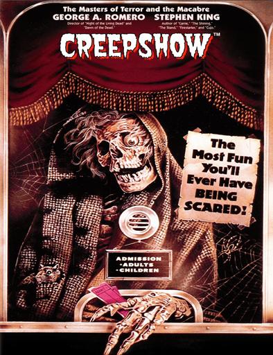 Ver Cuentos de terror (Creepshow) (1982) Online