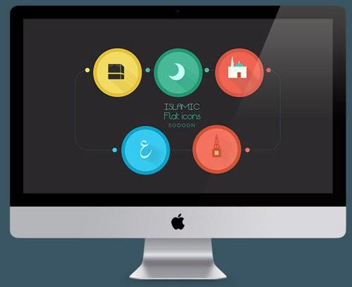 36 Free Flat Icons Sets
