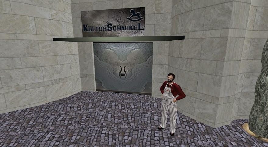 Kulturschaukel - Kulturzentrum der virtuellen Welten