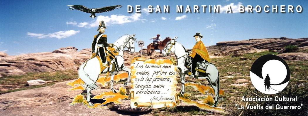 De San Martín a Brochero