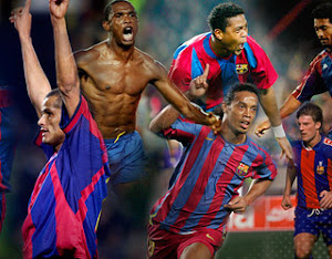 "VIDEO -""Barça Leyends"""