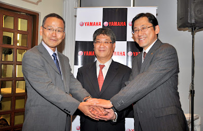 Yamaha Motor Co. Ltd. has now established Yamaha Motor Research and Development India Pvt. Ltd. (YMRI) in Surajpur, State of Uttar Pradesh.