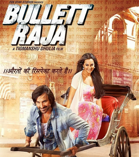 Download Bullet Raja movie poster