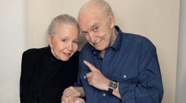 * Pinky y Cacho Fontana hablaron desde la clínica geriátrica en la que se alojan