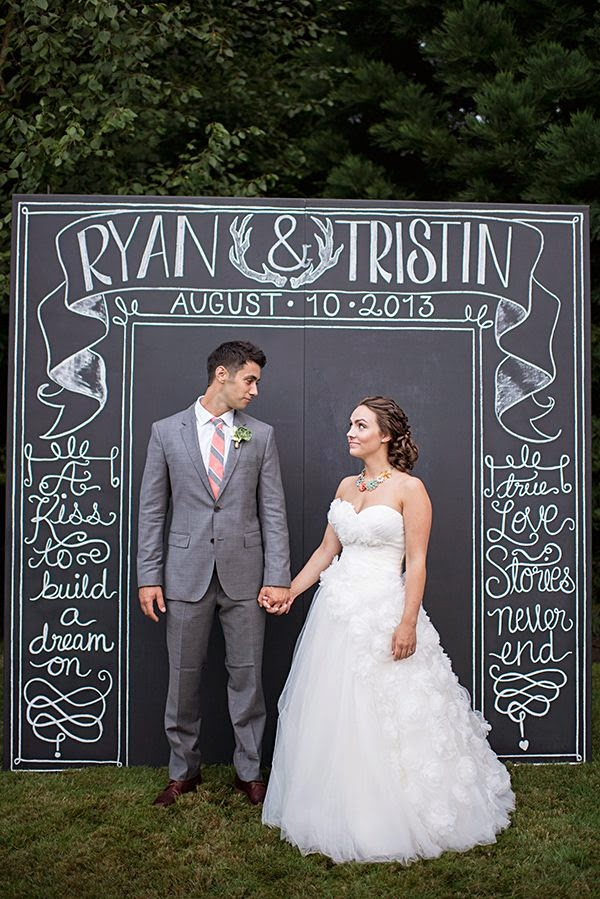 Photo Booth Chalk Paint