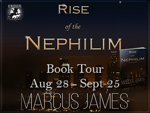 Rise of the Nephilim Book Tour