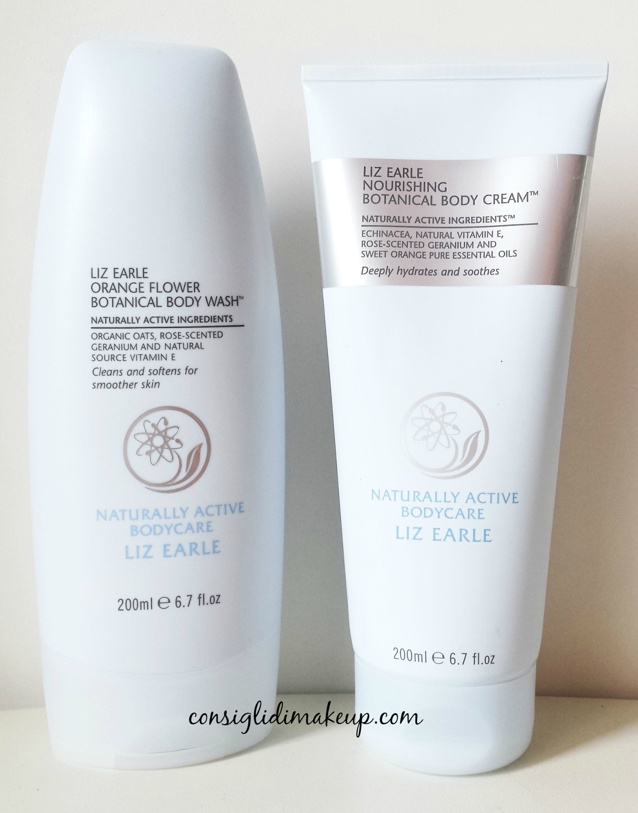 Review: Body Cream & Body Wash - Liz Earle