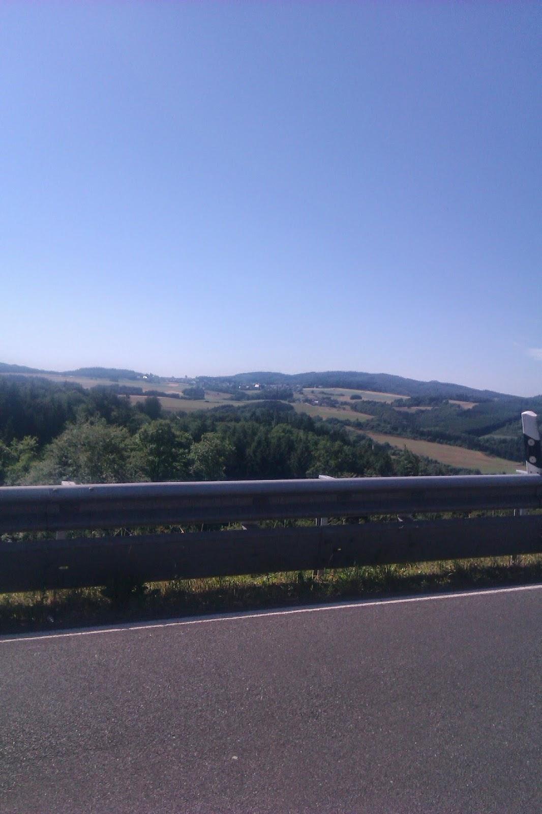 From Blankenheim to Koblenz
