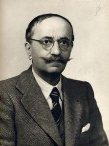 Fotografía de Giovanni Pastrone tomada en 1925