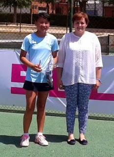 Tenis Aranjuez Torneo Lucifer de Illescas
