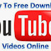 Cara Download Video di Youtube tanpa Software IDM dan Keepvid