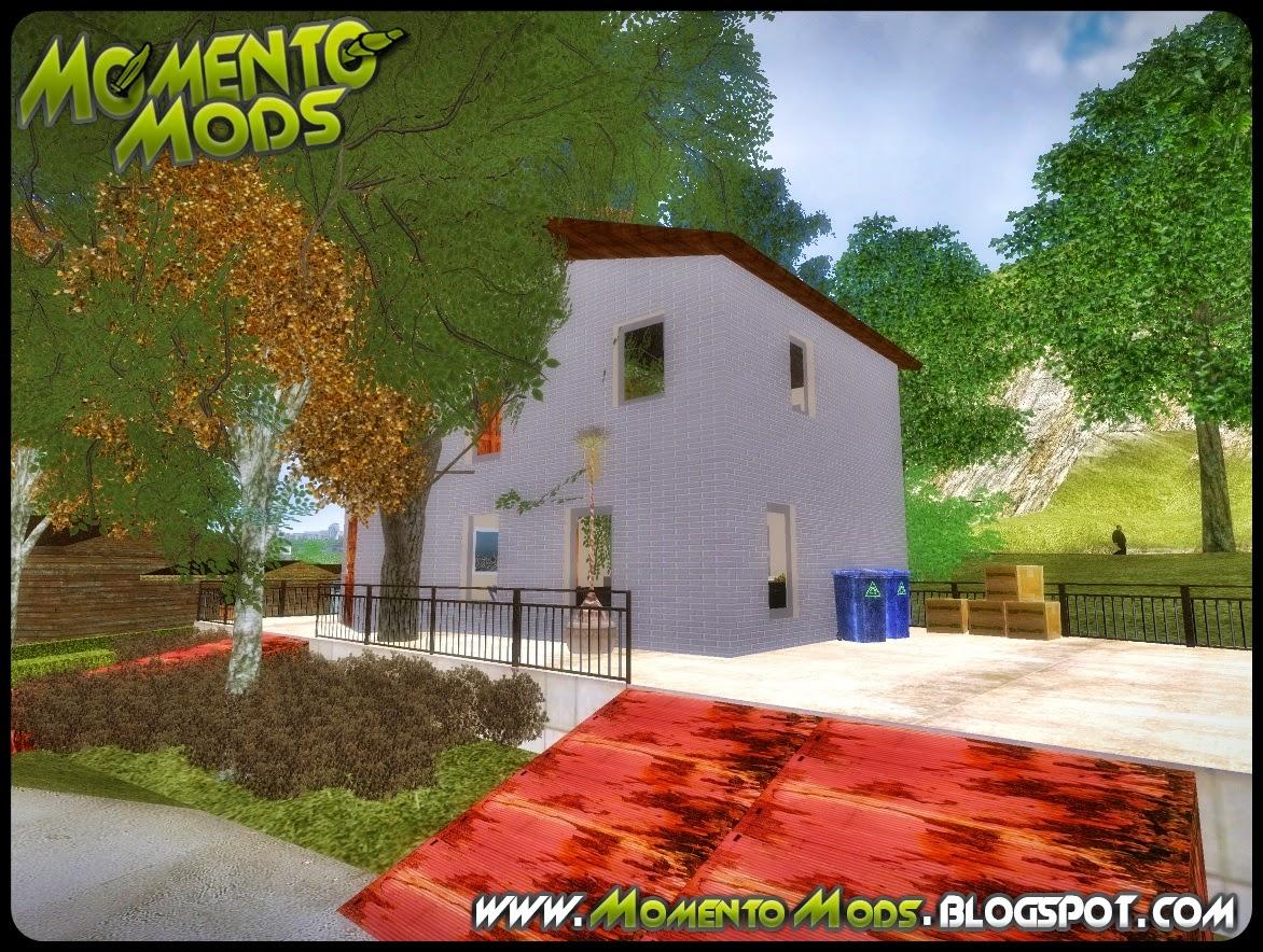 GTA SA - New Bayside Mansion