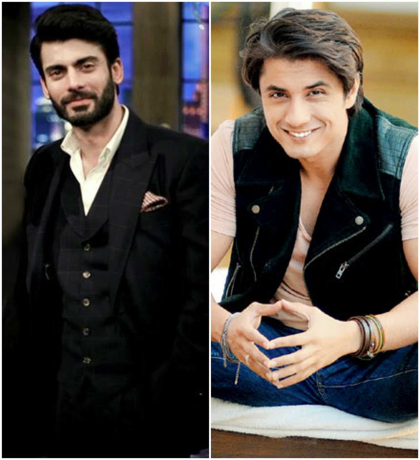 With the considerable skills  Ali Zafar And Aamir Khan