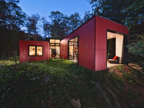 Hill Maheux Cottage