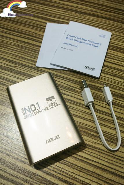 ASUS ZenPower Gold Unboxing