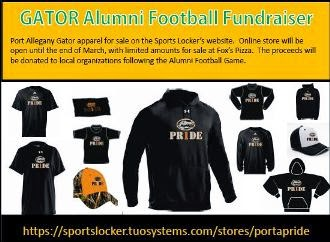 Gator Alumni Football Fundraiser