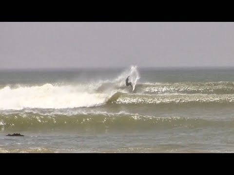 Selling my car and second surf in central west Africa by Kepa Acero