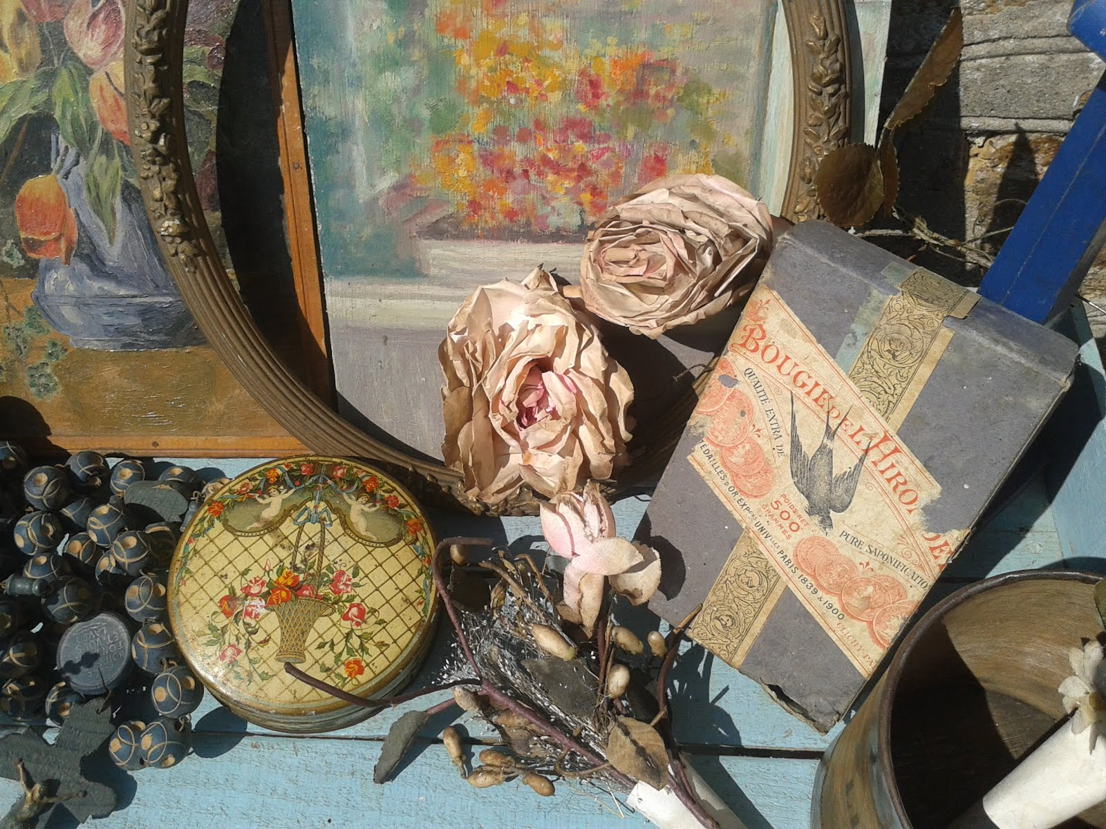 Westpoint Antiques and Collectors Fair, near Exeter. Devon
