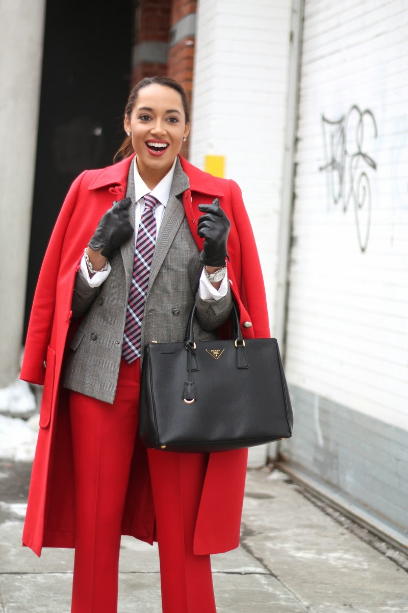 Red Pants Outfit Women