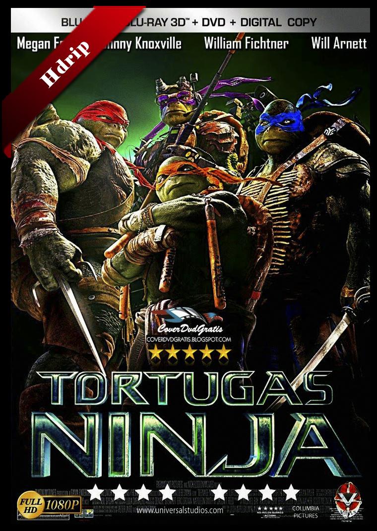 Las Tortugas Ninja HD