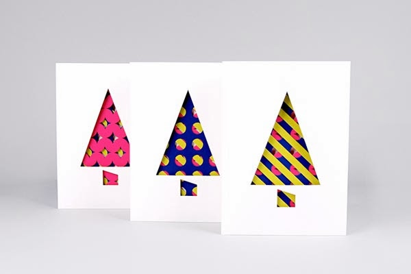 50 Amazingly Creative Christmas Card Designs to Inspire ...