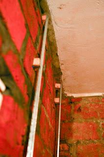 кривизна стен по маякам
