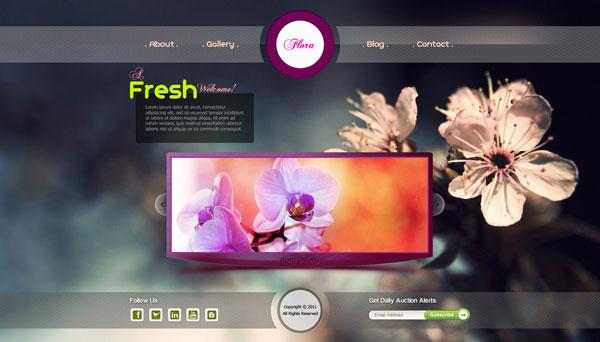 FLORA-Flower-Shop