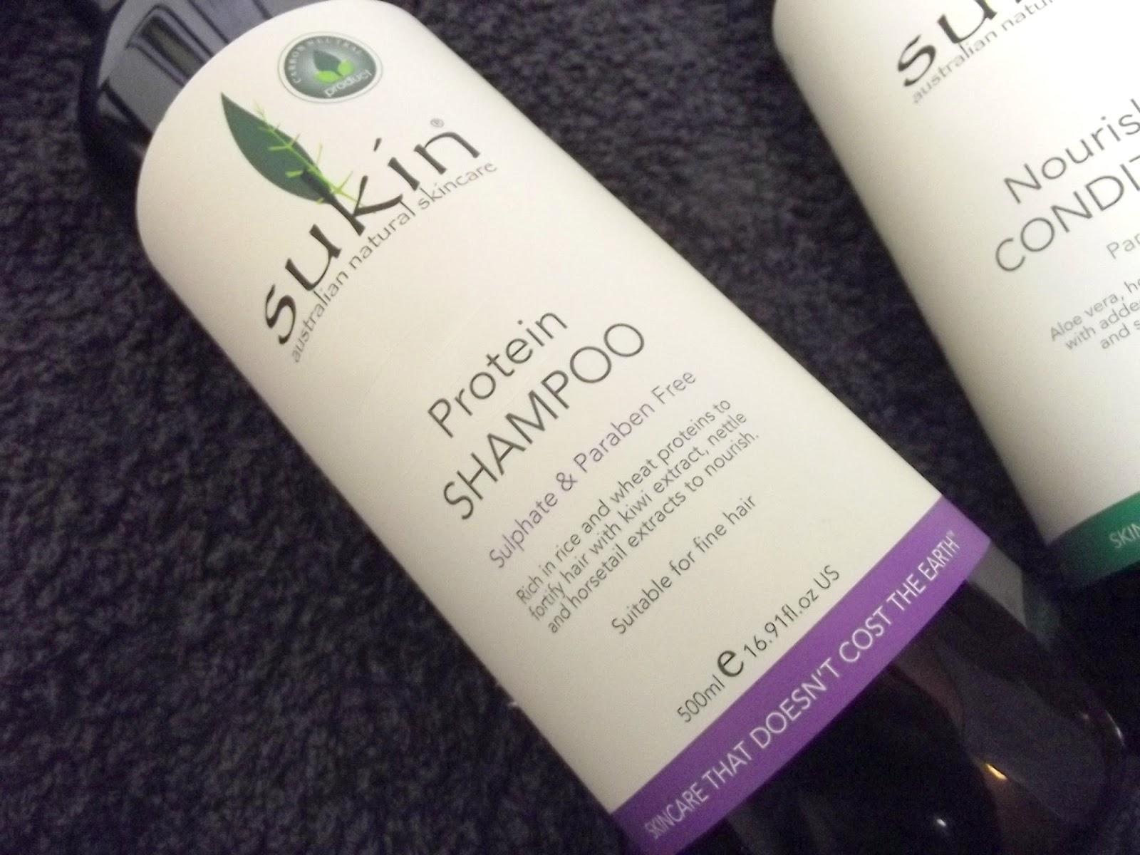 Sukin Protein Shampoo