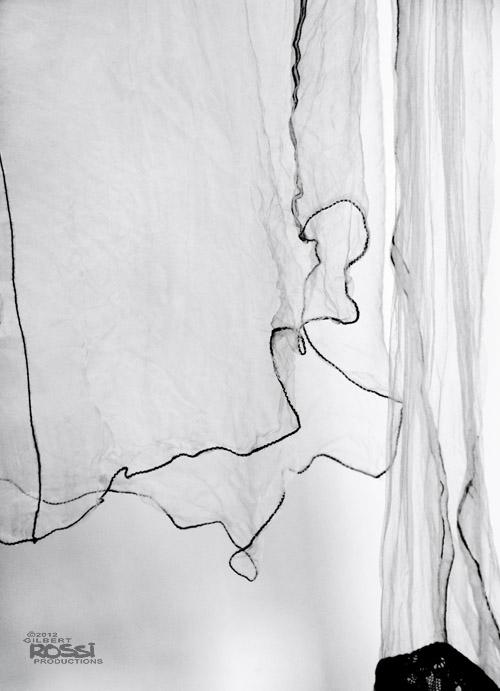 gilbert rossi shooting silk fashion on model in studio,studio fashion portfolio shoot by fashion photographer gilbert rossi