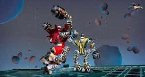 game Rawbots