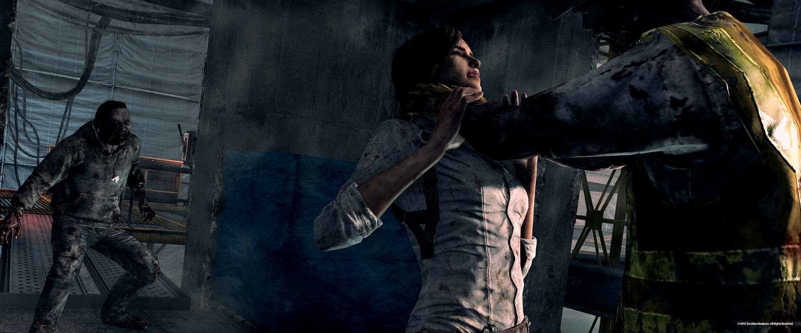 The Evil Within The Consequence juego completo en 1 solo link
