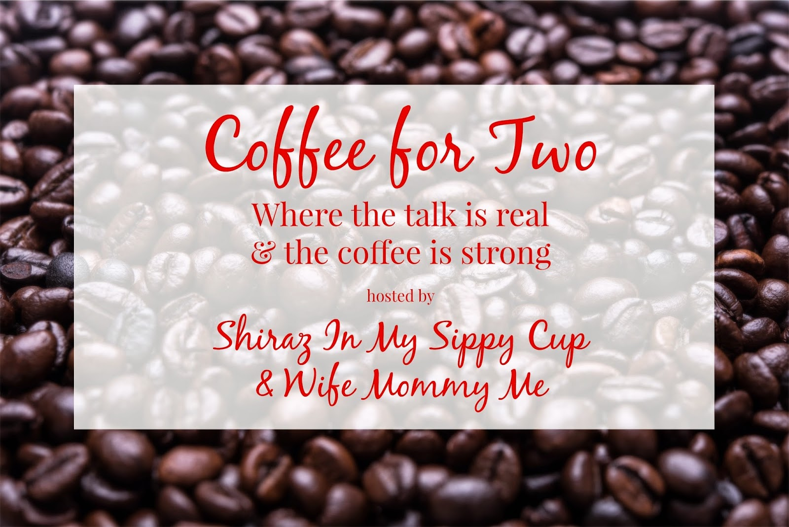 coffee for two blog linkup