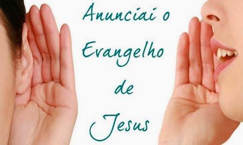Frases Evangélicas - Anuncie o evangelho