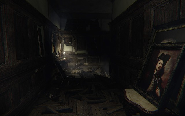Layers of Fear PC Games Gameplay