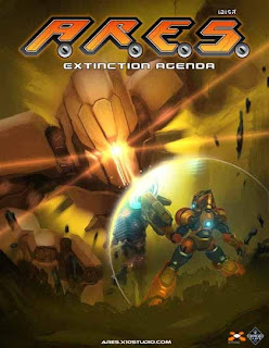 Download PC Game A.R.E.S. Extinction Agenda Full Version (Mediafire Link)