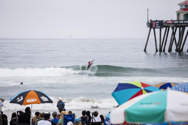18 Nate Yeomans Vans US Open of Surfing Foto WSL Sean Rowland