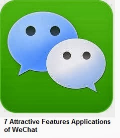 Applications of WeChat