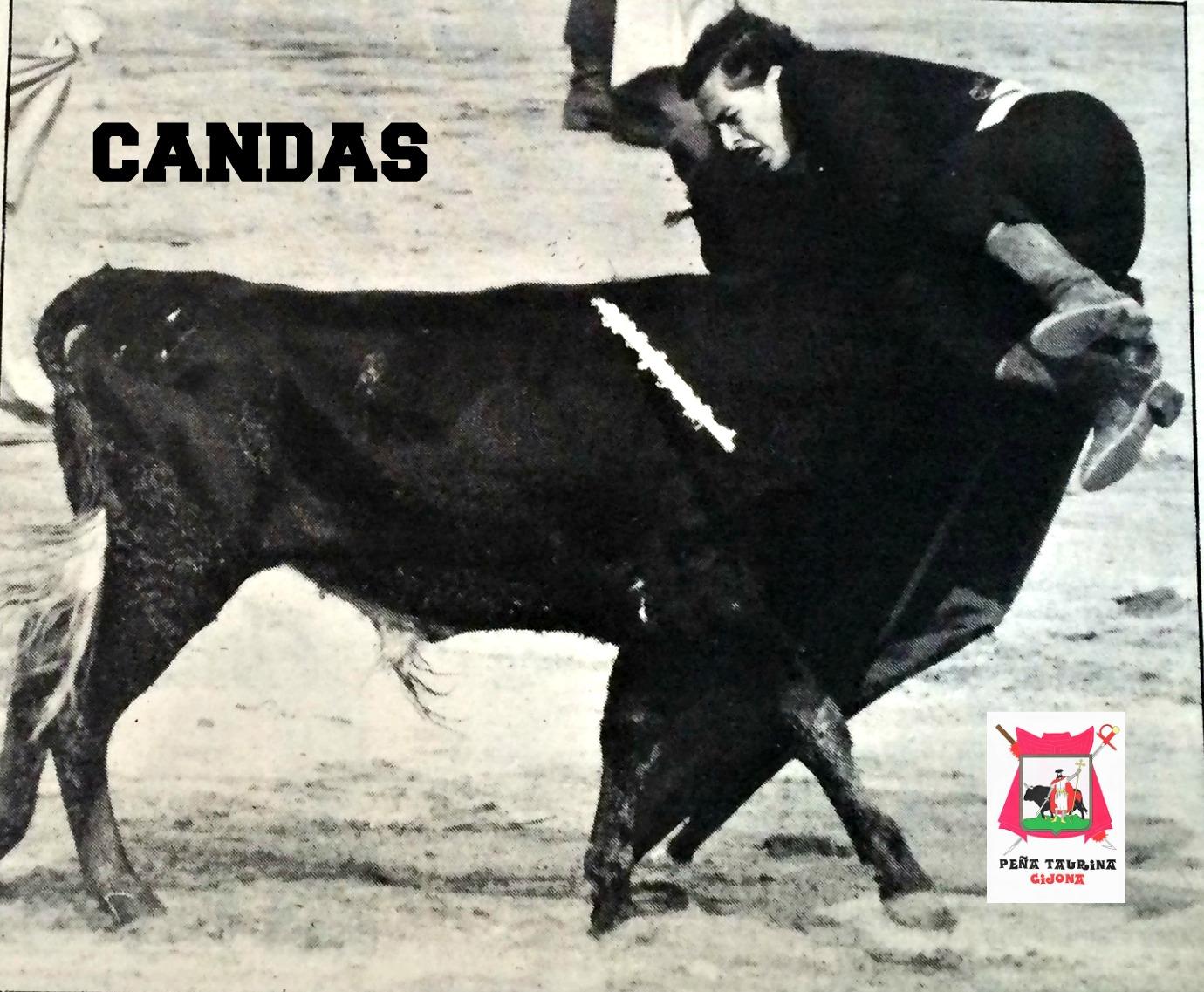 CANDÁS CORRIDAS
