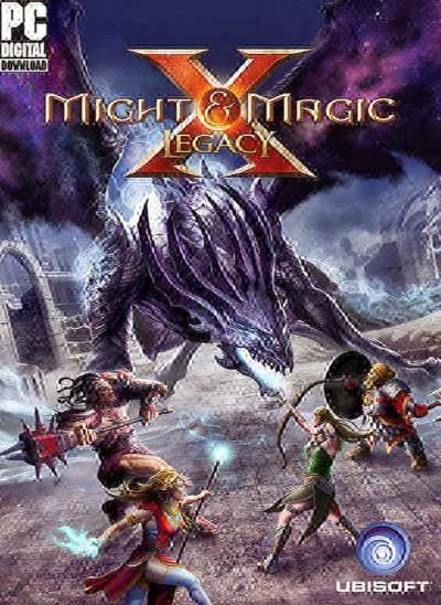 Might- Magic X