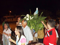 Abertura do novenário em Honra a Nossa Senhora