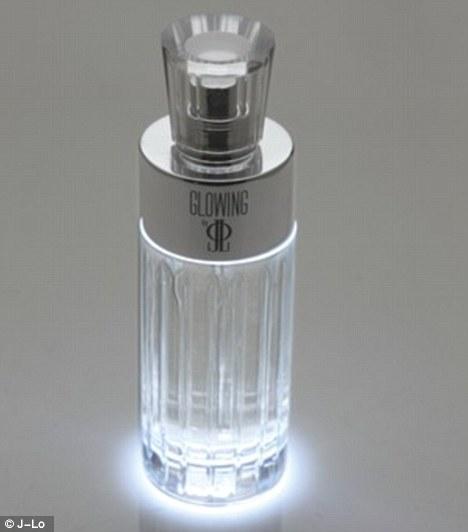 4. The Glowing J Lo Perfume - TipTopTens.com   Perfume