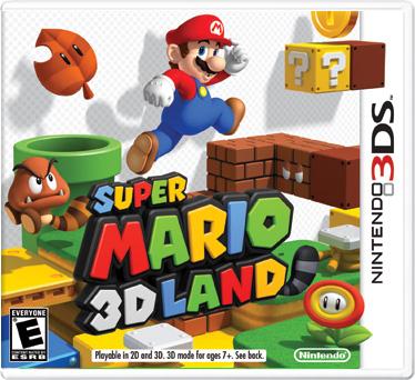 descargar Super Mario 3D Land para nintendo 3ds mediafire y mega 1 link