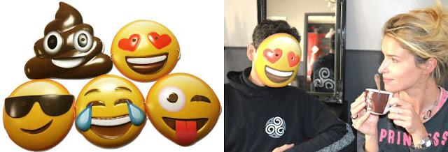 Masques émoticônes