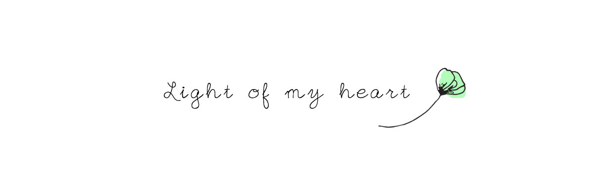 Light of my heart